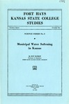 Municipal Water Softening in Kansas