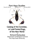 Catalog of the Coreidae, or Leaf-Footed Bugs, of the New World by Richard J. Packauskas
