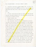 December 17, 1984 Interview with Edward Lansdale - Part 1