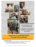 Discovering the Leader Within: Learning Leadership through Service (2nd Edition) by Brent Goertzen, Seth D. Kastle, Kaley Klaus, and Justin Greenleaf