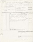 Purchase Order: Remington Rand Office Systems Library Bureau