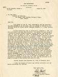 Letter from Brigadier General Lutz Wahl to Ben Hibbs