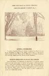 Fort Hays Kansas State College Forsyth Library Leaflet - No. 1
