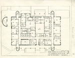Rarick Hall Building Plans by Fort Hays State University