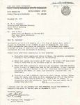 Rarick Hall: Letter, to W.E. Sanneman, from Earl G. Bozeman, November 29, 1977