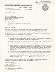 Rarick Hall: Letter, to W.E. Sanneman, from Earl G. Bozeman, November 29, 1977 by Earl G. Bozeman