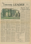 Rarick Hall: Newspaper, Rarick Hall: a final tribute