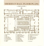 Sheridan Hall: Brochure, Sheridan Hall floor plans by Fort Hays State University
