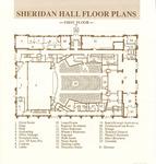 Sheridan Hall: Brochure, Sheridan Hall floor plans