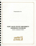 Sheridan Coliseum: Case statement, the Fort Hays State University Sheridan Coliseum Campaign by Fort Hays State University