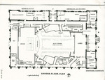 Sheridan Hall: Floor plans