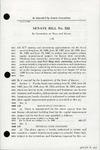 Sheridan Coliseum: Kansas Senate Bill no. 522 by Kansas State Legislature
