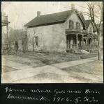 007-01: Birthplace of George Fryer Sternberg by George Fryer Sternberg 1883-1969