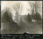 007-02: Sternberg Farmhouse by George Fryer Sternberg 1883-1969