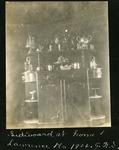 008-04: Sideboard in the Sternberg Home by George Fryer Sternberg 1883-1969