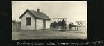 010-02: Leaving Quinter for Camp by George Fryer Sternberg 1883-1969