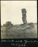 010-03: Little Castle Rock by George Fryer Sternberg 1883-1969