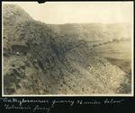018-01: Ankylosaurus Quarry Excavation Work by George Fryer Sternberg 1883-1969