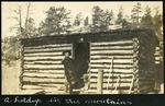 019-05: Log Cabin by George Fryer Sternberg 1883-1969