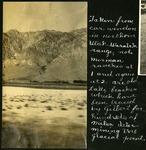 020-04: Wasatch Mountain Range by George Fryer Sternberg 1883-1969