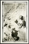 021-05: Brushing The Dirt Away by George Fryer Sternberg 1883-1969
