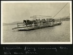 024-02: Steveville Ferry by George Fryer Sternberg 1883-1969