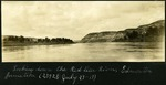 005-01: View of the Red Deer River by George Fryer Sternberg 1883-1969