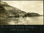 005-03: On the Red Deer River by George Fryer Sternberg 1883-1969