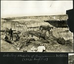 009-01: Collecting the Skeleton of Gryposaurus Notabilis by George Fryer Sternberg 1883-1969