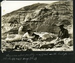 011-01: Excavation in the Quarry by George Fryer Sternberg 1883-1969