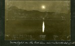 015-02: Moonlit Red Deer River by George Fryer Sternberg 1883-1969