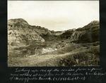 020-01: Coulee in Alberta, Canada by George Fryer Sternberg 1883-1969