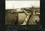 026-01: The Locks at Sault Ste. Marie by George Fryer Sternberg 1883-1969