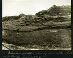 028-01: Belly River formation by George Fryer Sternberg 1883-1969