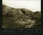 029-02: Badlands in Alberta by George Fryer Sternberg 1883-1969