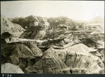 019-01: View from a Rocky Cliff in the Desert by George Fryer Sternberg 1883-1969