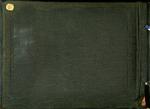 002_00: Scrapbook Inside Front Cover by George Fryer Sternberg 1883-1969