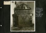 003_00: Old Sideboard of Charles H. Sternberg by George Fryer Sternberg 1883-1969