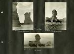 013_00: Monument Rocks by George Fryer Sternberg 1883-1969