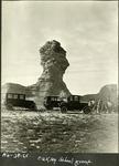 013_02: Monument Rocks by George Fryer Sternberg 1883-1969