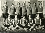 017_02: Oakley School Girls Class of 1925 by George Fryer Sternberg 1883-1969