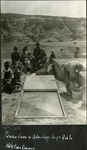 022_03: Collecting Large fossil Fish by George Fryer Sternberg 1883-1969