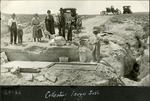 023_01: Collecting Large Fossil fish and Chalk Beds by George Fryer Sternberg 1883-1969