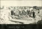 023_02: Collecting Large Fossil fish and Chalk Beds by George Fryer Sternberg 1883-1969