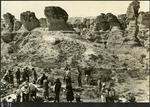 019_02: Chalk Rocks by George Fryer Sternberg 1883-1969