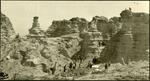 021_03: Chalk Rocks by George Fryer Sternberg 1883-1969