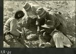 031_01: Searching For Fossils by George Fryer Sternberg 1883-1969