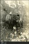 031_03: Inspecting Rocks by George Fryer Sternberg 1883-1969