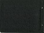 002_00: George F. Sternberg Photo Album Number 6 - Inside Front Cover by George Fryer Sternberg 1883-1969