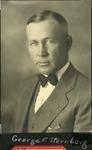 003_03: Portrait of George F. Sternberg by George Fryer Sternberg 1883-1969